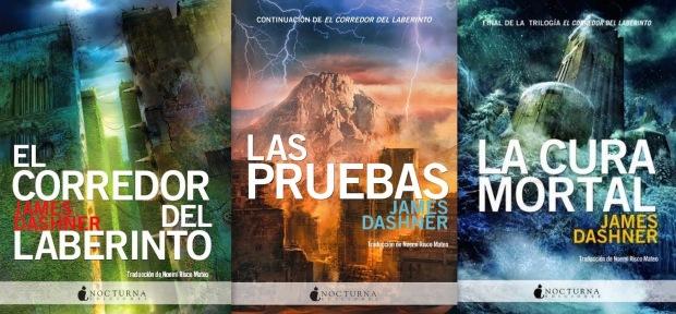 trilogia El corredor del laberinto